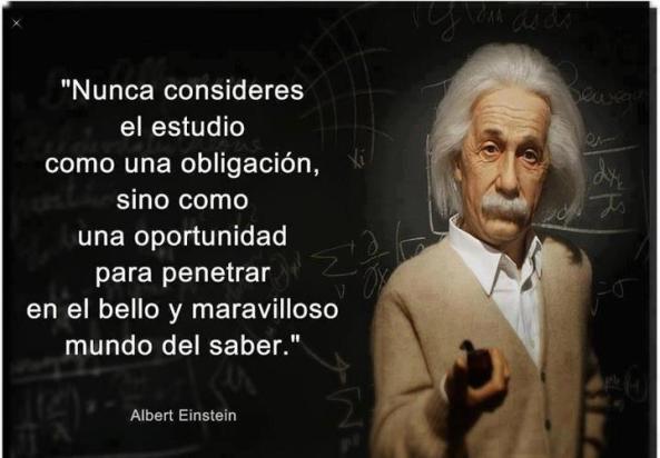 Imagenes Con Frases De Albert Einstein Contabilidad